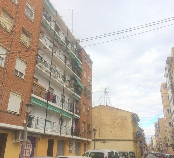 Piso enventa en Canyamelar/Cabanyal - Calle Escalante