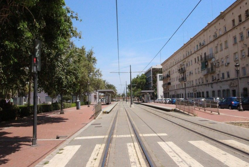 Calle Omet - Canyamelar