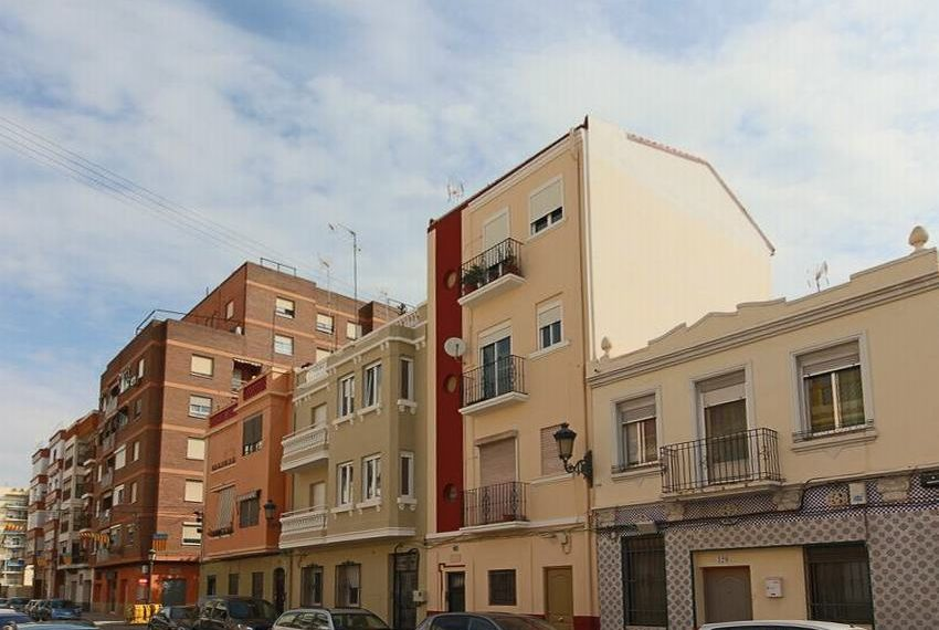 Piso en alquiler en Jose Benlliure - Cabañal