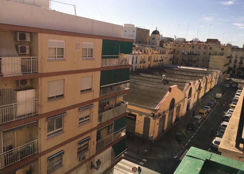 Piso en Calle Arquitecto Alfaro - Cruz del Grao