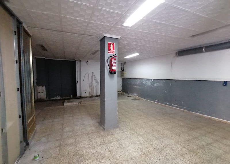 LOCAL COMERCIAL ZONA AV PUERTO/SERRERÍA 175m útiles